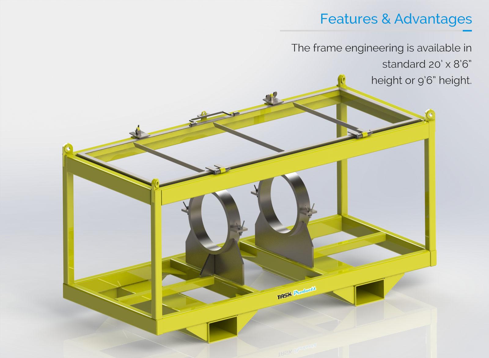 DNV Skids and Frames